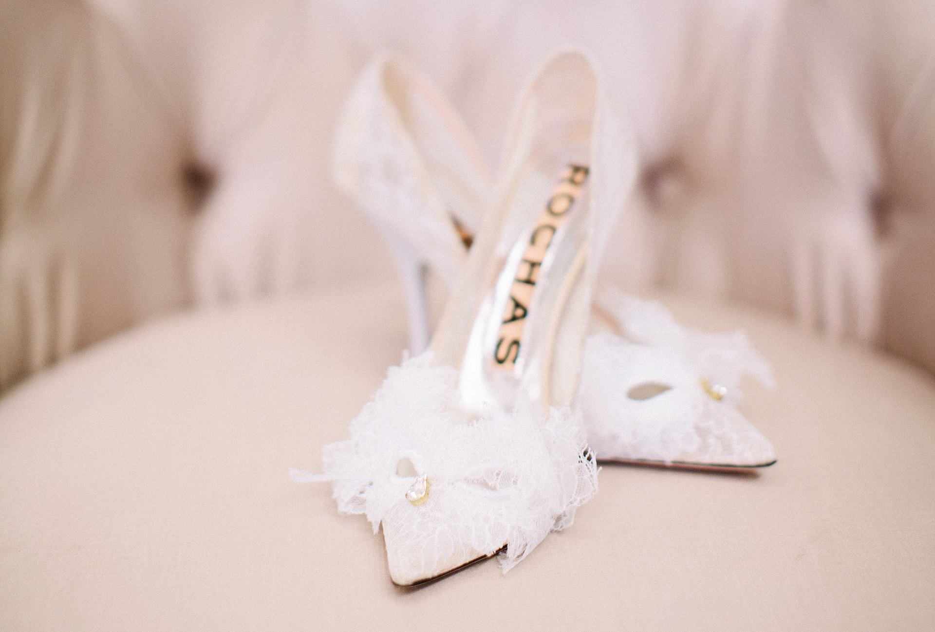 Wedding Shoes Elegance Vs Comfort