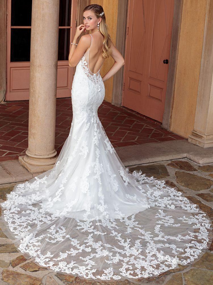Casablanca 2313 Marley Wedding Dress In Dubai