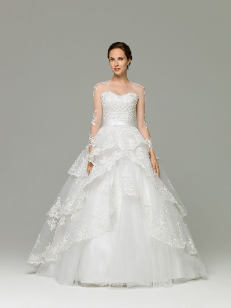 Helen miller diana for Helen miller wedding dresses